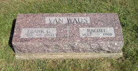 VAN WAUS, FRANK - Iowa County, Iowa | FRANK VAN WAUS