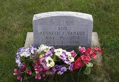 VANDEE, KENNETH - Iowa County, Iowa | KENNETH VANDEE