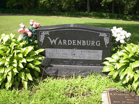 WARDENBURG, STELLA - Iowa County, Iowa | STELLA WARDENBURG