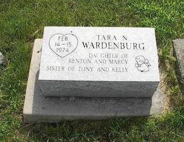 WARDENBURG, TARA - Iowa County, Iowa | TARA WARDENBURG