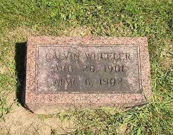 WHEELER, CALVIN - Iowa County, Iowa   CALVIN WHEELER