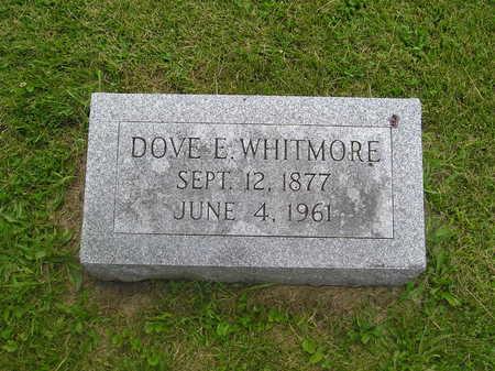 WHITMORE, DOVE - Iowa County, Iowa   DOVE WHITMORE