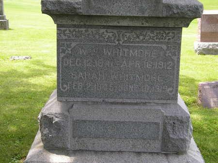 WHITMORE, WILLIAM - Iowa County, Iowa | WILLIAM WHITMORE