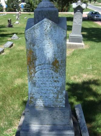 WILLIAMS, EDDIE J. - Iowa County, Iowa | EDDIE J. WILLIAMS