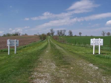 YANKEE POINT, CEMETERY - Iowa County, Iowa | CEMETERY YANKEE POINT