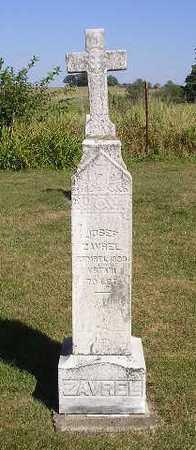 ZAVREL, JOSEF - Iowa County, Iowa | JOSEF ZAVREL