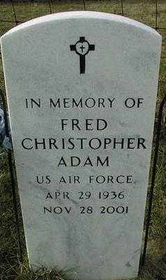 ADAM, FRED CHRISTOPHER - Jackson County, Iowa | FRED CHRISTOPHER ADAM