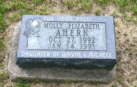 AHERN, MOLLY ELIZABETH - Jackson County, Iowa | MOLLY ELIZABETH AHERN