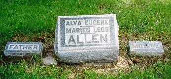 LEGG ALLEN, MARIEN - Jackson County, Iowa | MARIEN LEGG ALLEN