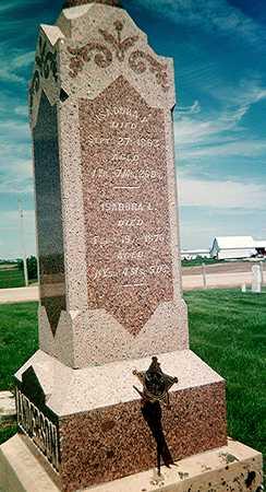 ANDERSON, ISADORA - Jackson County, Iowa | ISADORA ANDERSON
