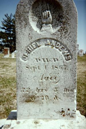ANDREWS, JEHIEL - Jackson County, Iowa | JEHIEL ANDREWS