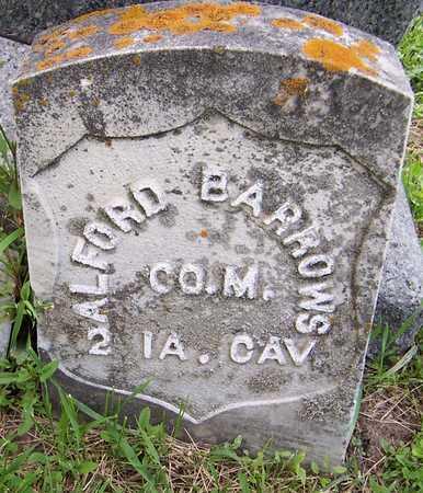 BARROWS, ALFORD - Jackson County, Iowa | ALFORD BARROWS