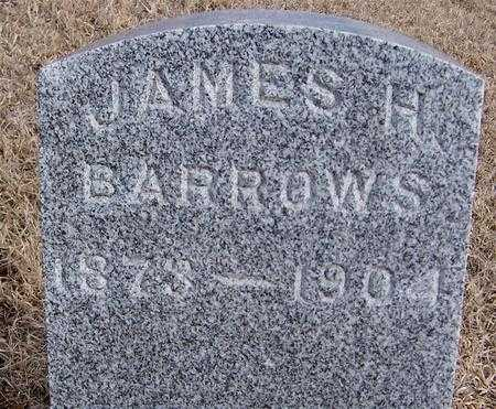BARROWS, JAMES H. - Jackson County, Iowa | JAMES H. BARROWS