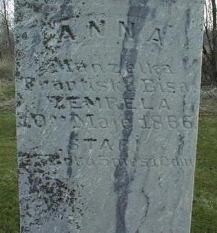 BISA, ANNA - Jackson County, Iowa | ANNA BISA