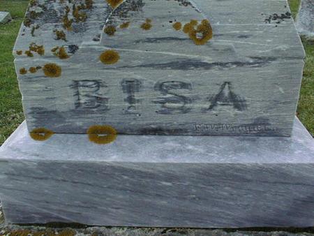 BISA, FAMILY - Jackson County, Iowa | FAMILY BISA