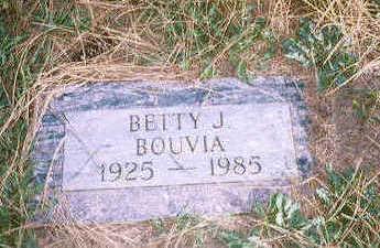 BOUVIA, BETTY - Jackson County, Iowa | BETTY BOUVIA