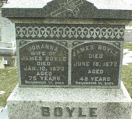 BOYLE, JAMES - Jackson County, Iowa | JAMES BOYLE