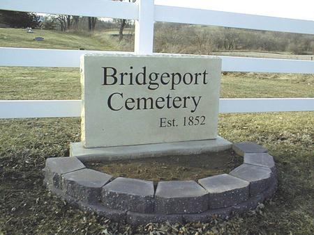 BRIDGEPORT, CEMETERY - Jackson County, Iowa | CEMETERY BRIDGEPORT