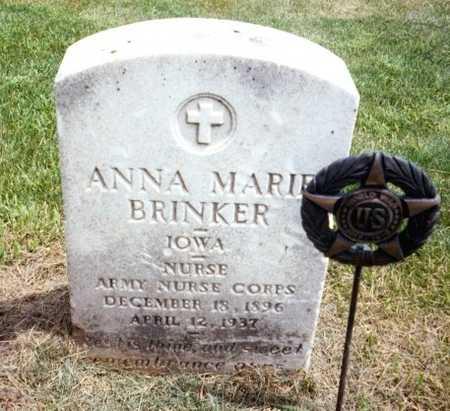 BRINKER, ANNA MARIE - Jackson County, Iowa | ANNA MARIE BRINKER