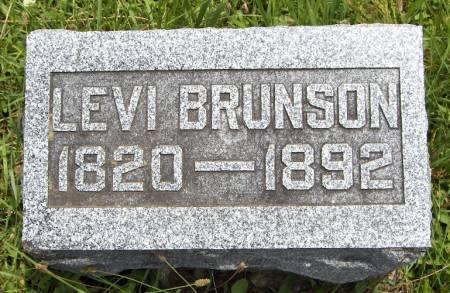 BRUNSON, LEVI - Jackson County, Iowa | LEVI BRUNSON