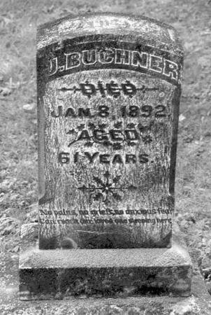 BUCHNER, JACOB - Jackson County, Iowa | JACOB BUCHNER