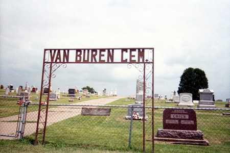 BUCKEYE A.K.A. VAN BUREN, CEMETERY - Jackson County, Iowa | CEMETERY BUCKEYE A.K.A. VAN BUREN