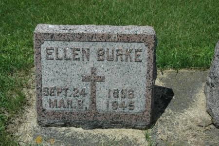 BURKE, ELLEN - Jackson County, Iowa   ELLEN BURKE