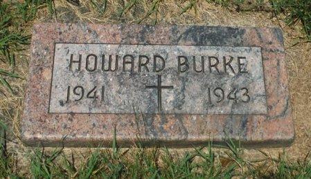 BURKE, HOWARD - Jackson County, Iowa | HOWARD BURKE