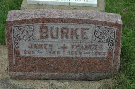 BURKE, JAMES - Jackson County, Iowa   JAMES BURKE