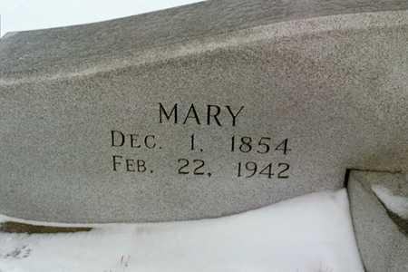 BURKE, MARY - Jackson County, Iowa | MARY BURKE