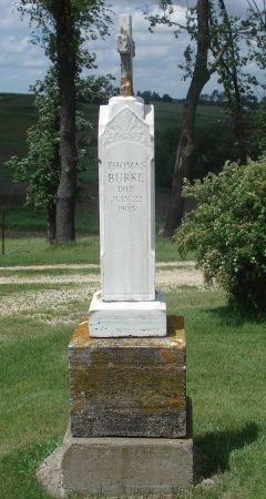 BURKE, THOMAS - Jackson County, Iowa | THOMAS BURKE
