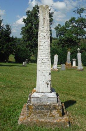 BURKE, WILLIAM - Jackson County, Iowa | WILLIAM BURKE