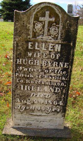 BYRNE, ELLEN - Jackson County, Iowa | ELLEN BYRNE