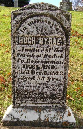BYRNE, HUGH - Jackson County, Iowa | HUGH BYRNE