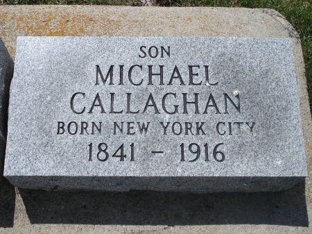 CALLAGHAN, MICHAEL - Jackson County, Iowa | MICHAEL CALLAGHAN