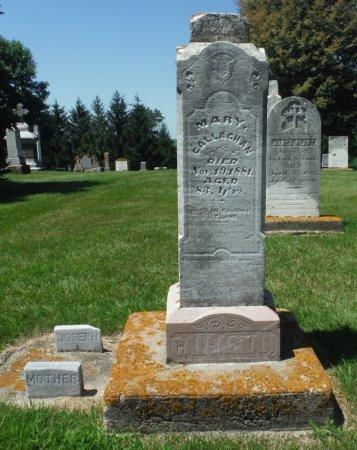 CALLAGHAN, MARY - Jackson County, Iowa   MARY CALLAGHAN
