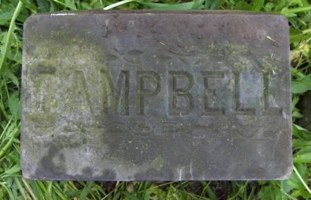 CAMPBELL, FAMILY - Jackson County, Iowa | FAMILY CAMPBELL