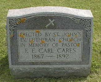 CARES, F.H.CARL - Jackson County, Iowa | F.H.CARL CARES