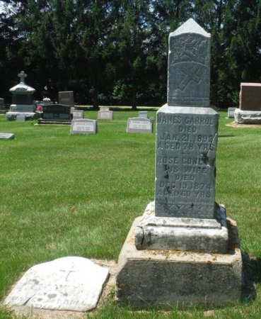 CARROLL, JAMES - Jackson County, Iowa | JAMES CARROLL