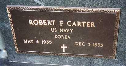 CARTER, ROBERT F. - Jackson County, Iowa | ROBERT F. CARTER