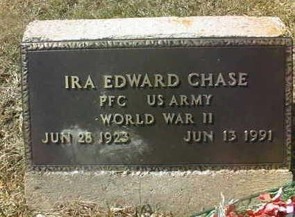 CHASE, IRA EDWARD - Jackson County, Iowa | IRA EDWARD CHASE