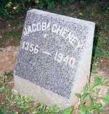 CHENEY, JACOB - Jackson County, Iowa   JACOB CHENEY