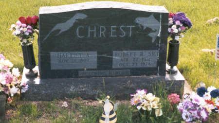 CHREST, ROBERT RAY SR. - Jackson County, Iowa   ROBERT RAY SR. CHREST