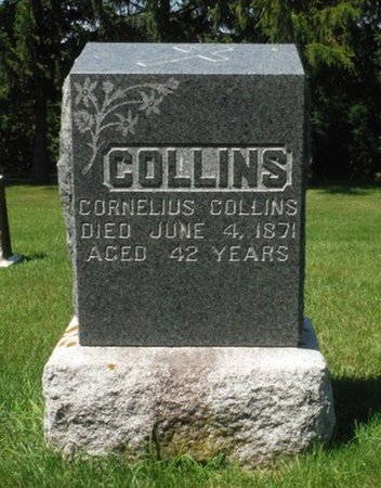 COLLINS, CORNELIUS - Jackson County, Iowa | CORNELIUS COLLINS