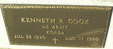 COOK, KENNETH R. - Jackson County, Iowa | KENNETH R. COOK
