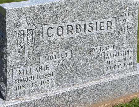 CORBISIER, MELANIE - Jackson County, Iowa   MELANIE CORBISIER