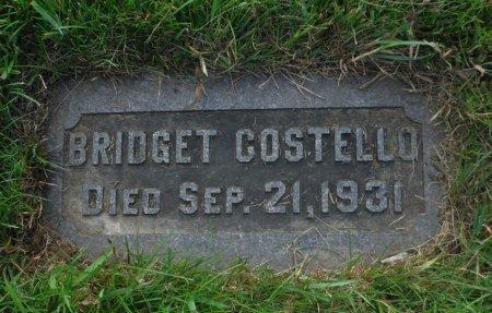 COSTELLO, BRIDGET - Jackson County, Iowa   BRIDGET COSTELLO