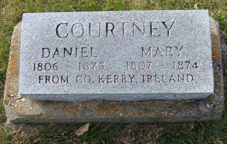 COURTNEY, MARY - Jackson County, Iowa | MARY COURTNEY
