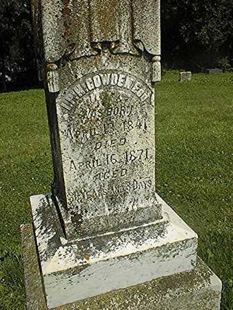COWDEN, I.P.H. - Jackson County, Iowa | I.P.H. COWDEN