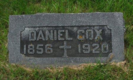COX, DANIEL - Jackson County, Iowa | DANIEL COX